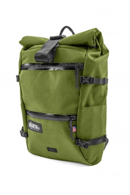 Flanders Backpack Black