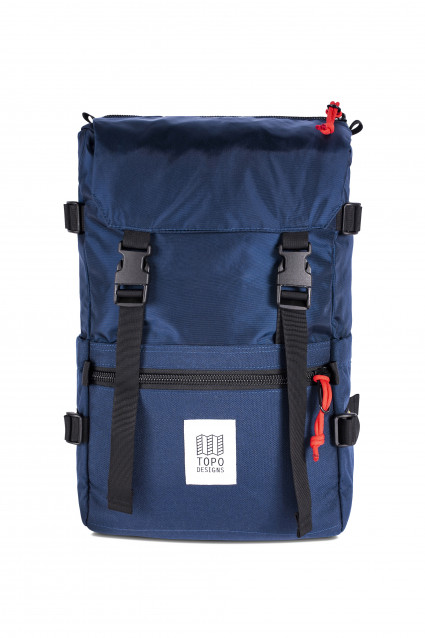 Rover Pack Classic Navy / Red