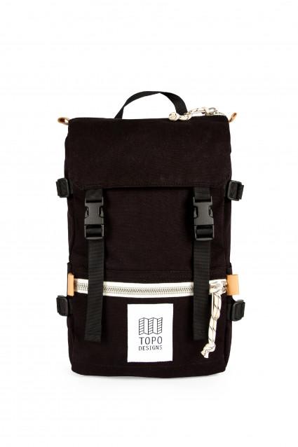 Rover Pack Mini Canvas Black