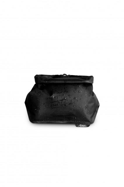 FlatPak Waterproof Toiletry Case Black