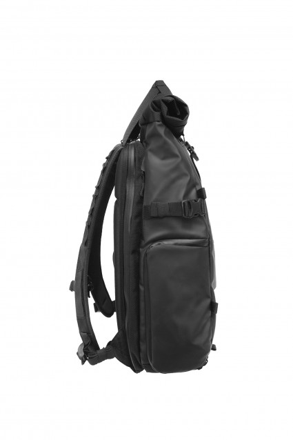 The PRVKE 21L Travel Bundle noir