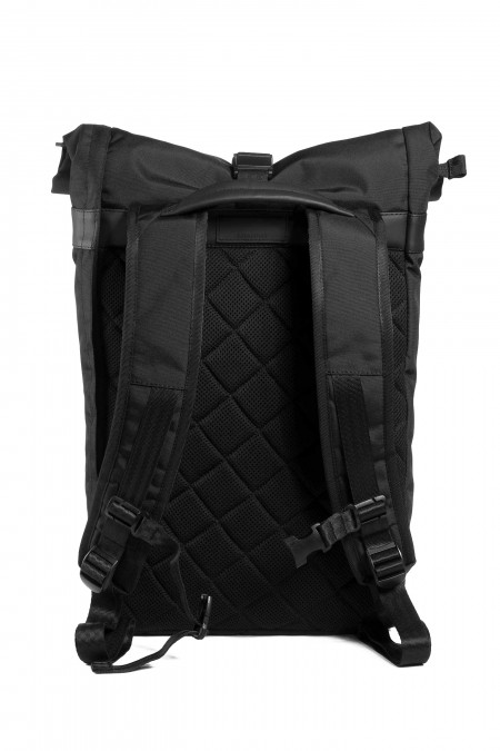 Invisible Rolltop Backpack
