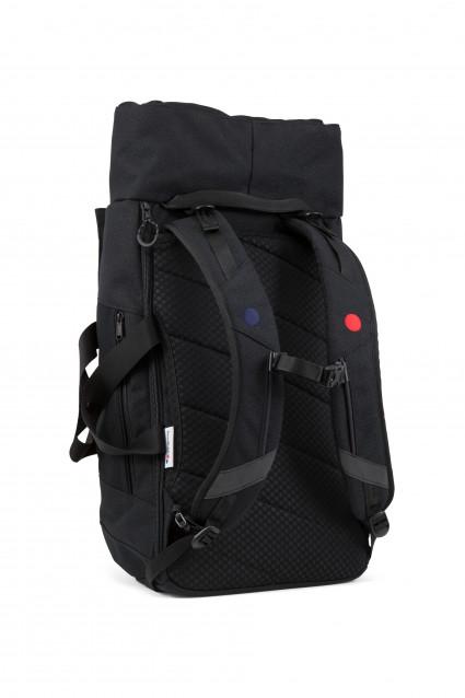 Blok Large Backpack Licorice Black Bold
